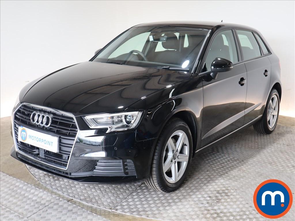 Audi A3 SE Technik - Stock Number 1106073 Passenger side front corner