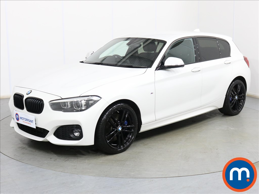 BMW 1 Series M Sport Shadow Edition - Stock Number 1106613 Passenger side front corner