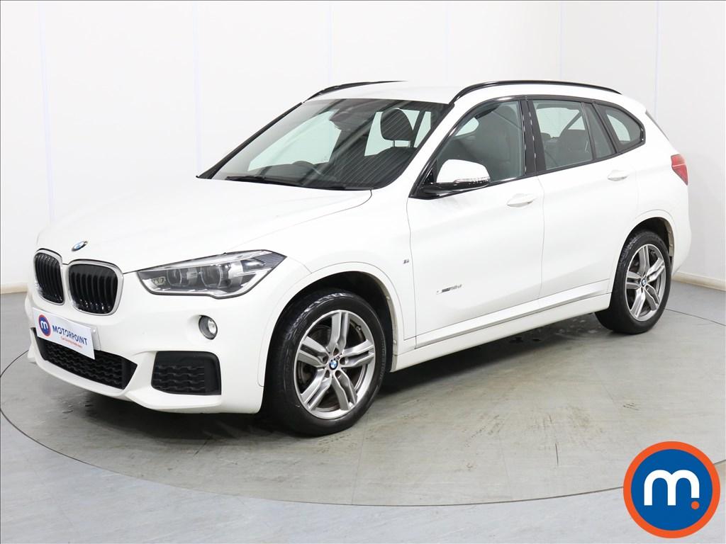 BMW X1 M Sport - Stock Number 1107267 Passenger side front corner