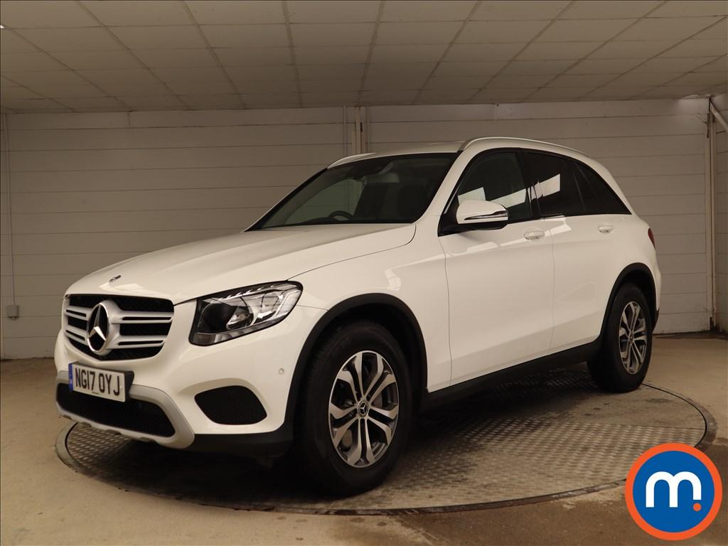 Mercedes-Benz GLC SE - Stock Number 1103098 Passenger side front corner