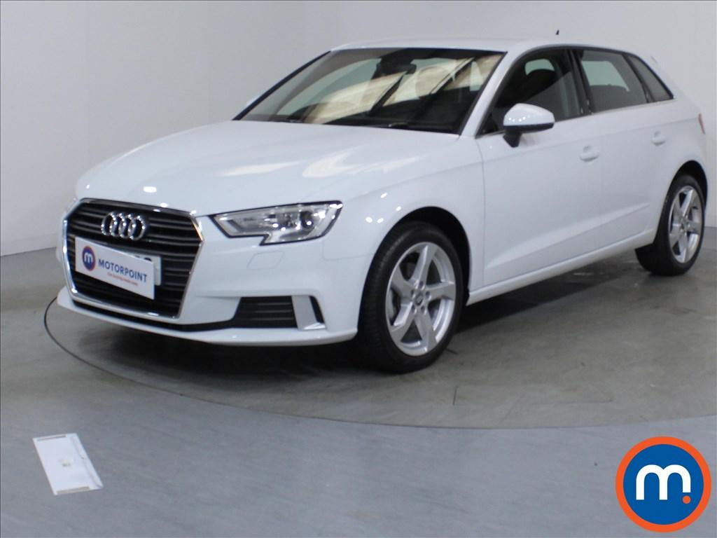 Audi A3 Sport - Stock Number 1104861 Passenger side front corner