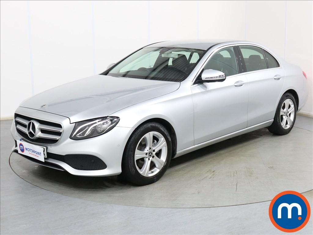 Mercedes-Benz E Class SE - Stock Number 1102857 Passenger side front corner