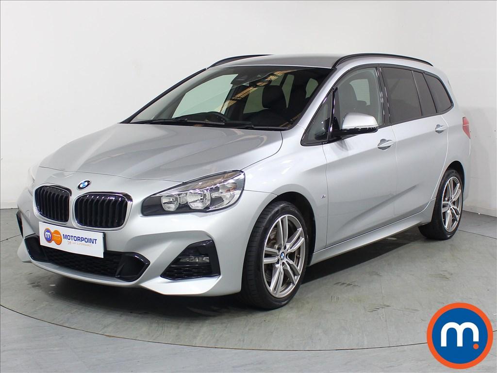 BMW 2 Series M Sport - Stock Number 1107616 Passenger side front corner