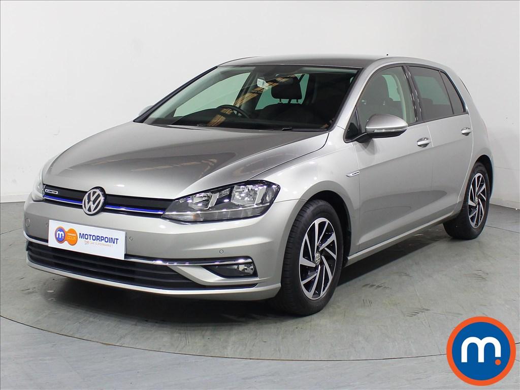Volkswagen Golf Match - Stock Number 1107786 Passenger side front corner