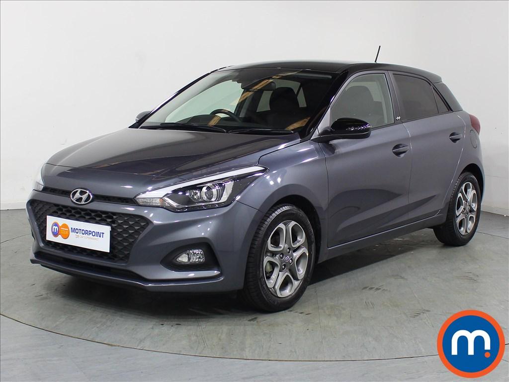 Hyundai I20 Play - Stock Number 1105496 Passenger side front corner