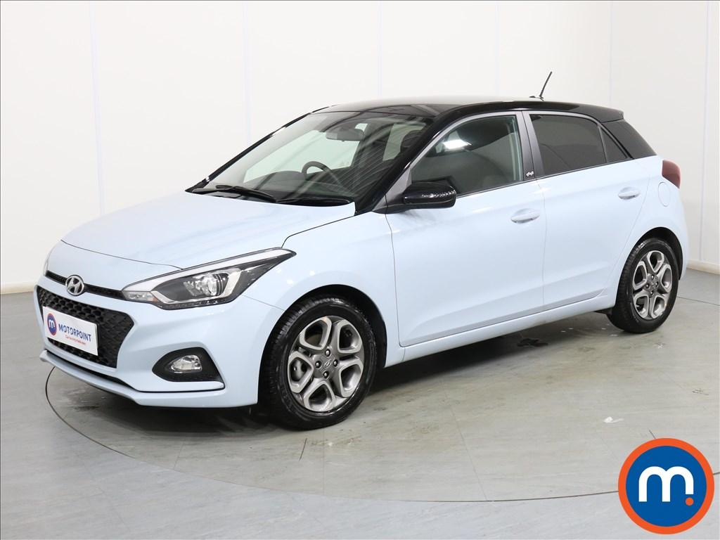Hyundai I20 Play - Stock Number 1109636 Passenger side front corner