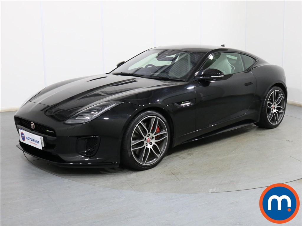 Jaguar F-Type R-Dynamic - Stock Number 1111153 Passenger side front corner