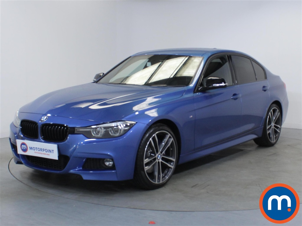 BMW 3 Series M Sport Shadow Edition - Stock Number 1112982 Passenger side front corner