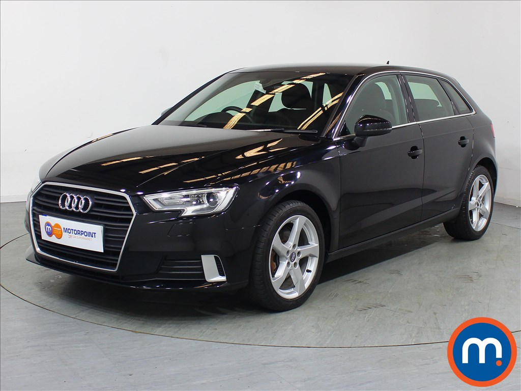 Audi A3 Sport - Stock Number 1107946 Passenger side front corner