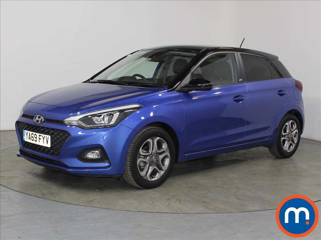 Hyundai I20 Play - Stock Number 1105479 Passenger side front corner