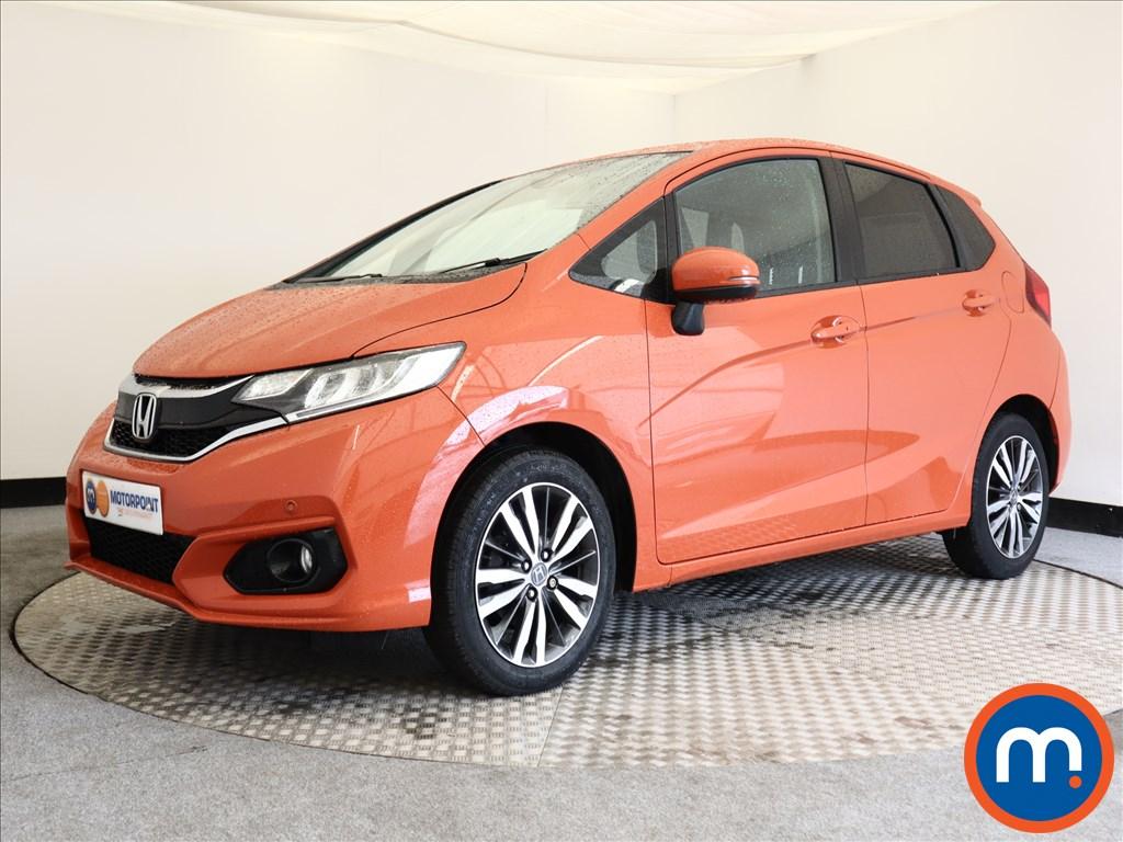Honda Jazz EX Navi - Stock Number 1107958 Passenger side front corner