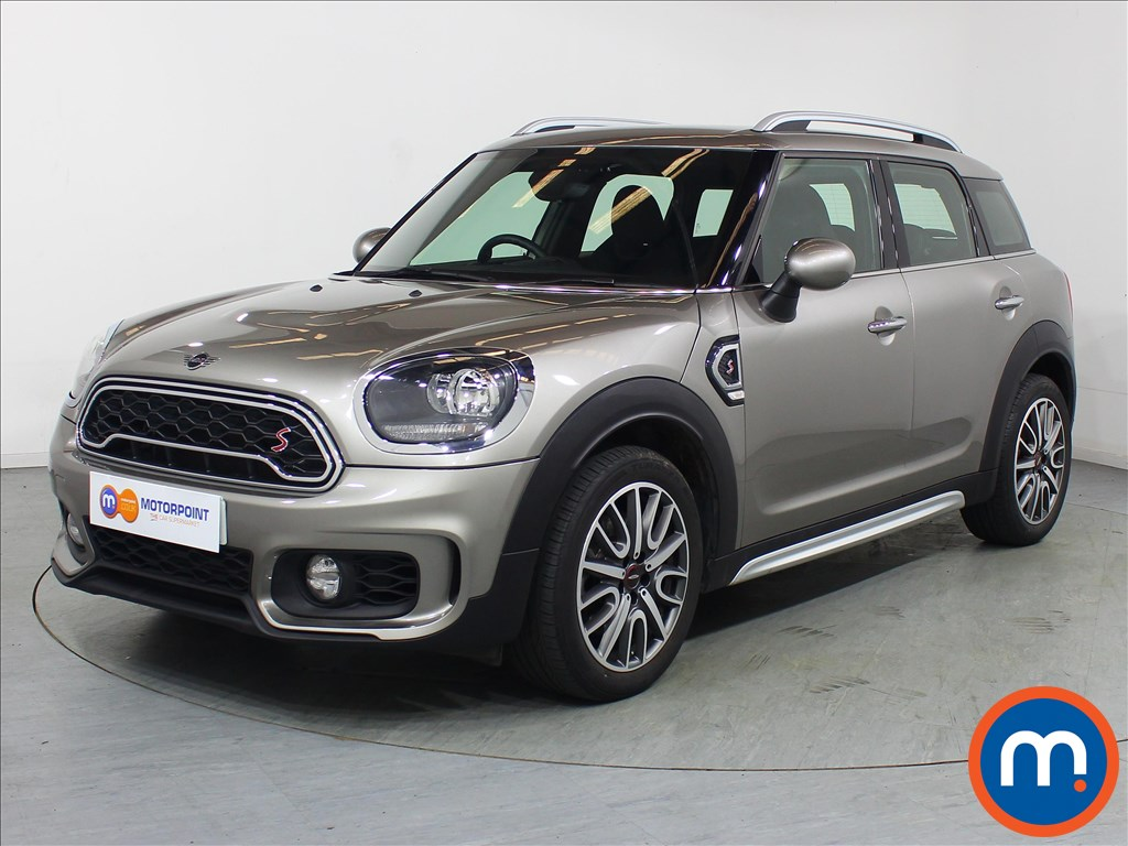 Mini Countryman Cooper S Sport - Stock Number 1107809 Passenger side front corner