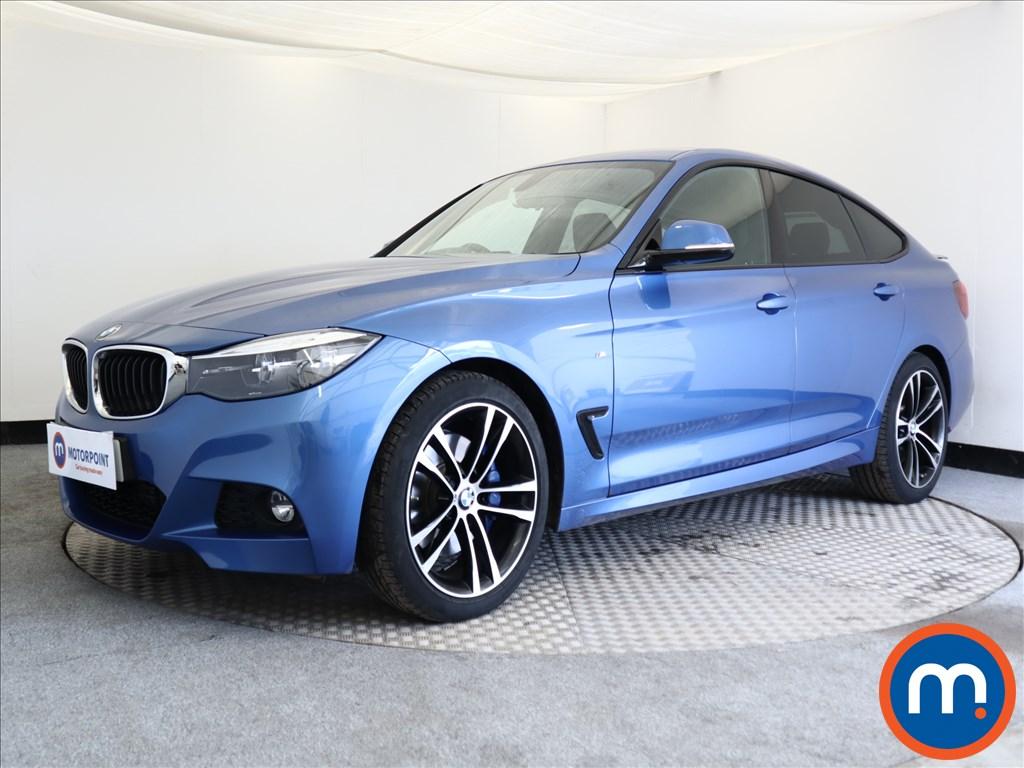 BMW 3 Series M Sport - Stock Number 1111843 Passenger side front corner