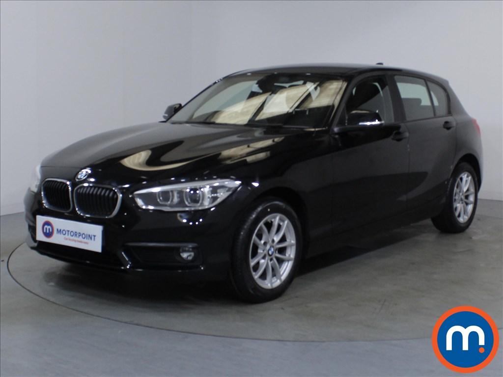 BMW 1 Series SE Business - Stock Number 1111385 Passenger side front corner