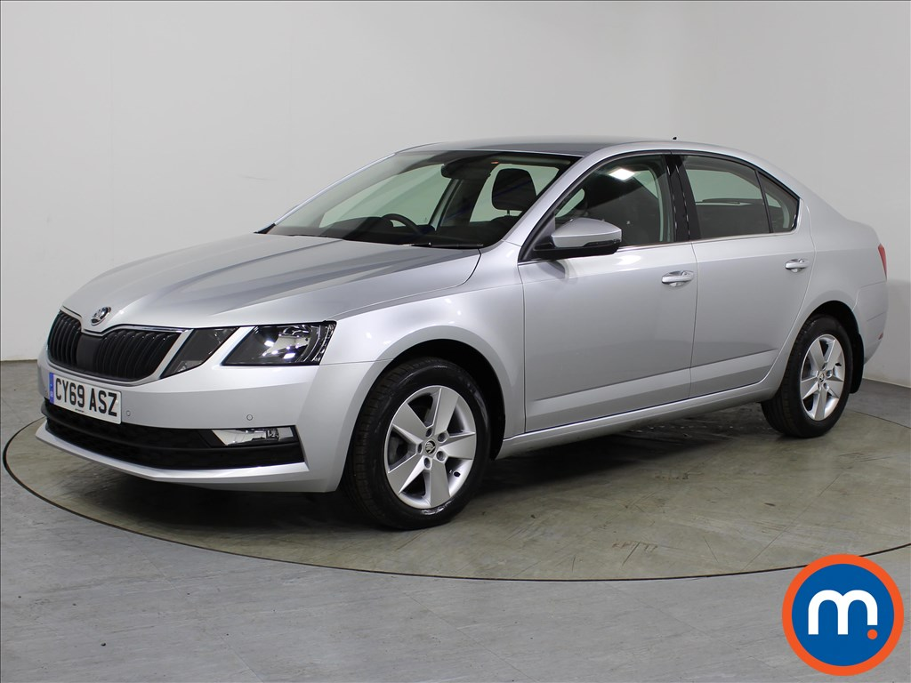 Skoda Octavia SE Technology - Stock Number 1106898 Passenger side front corner