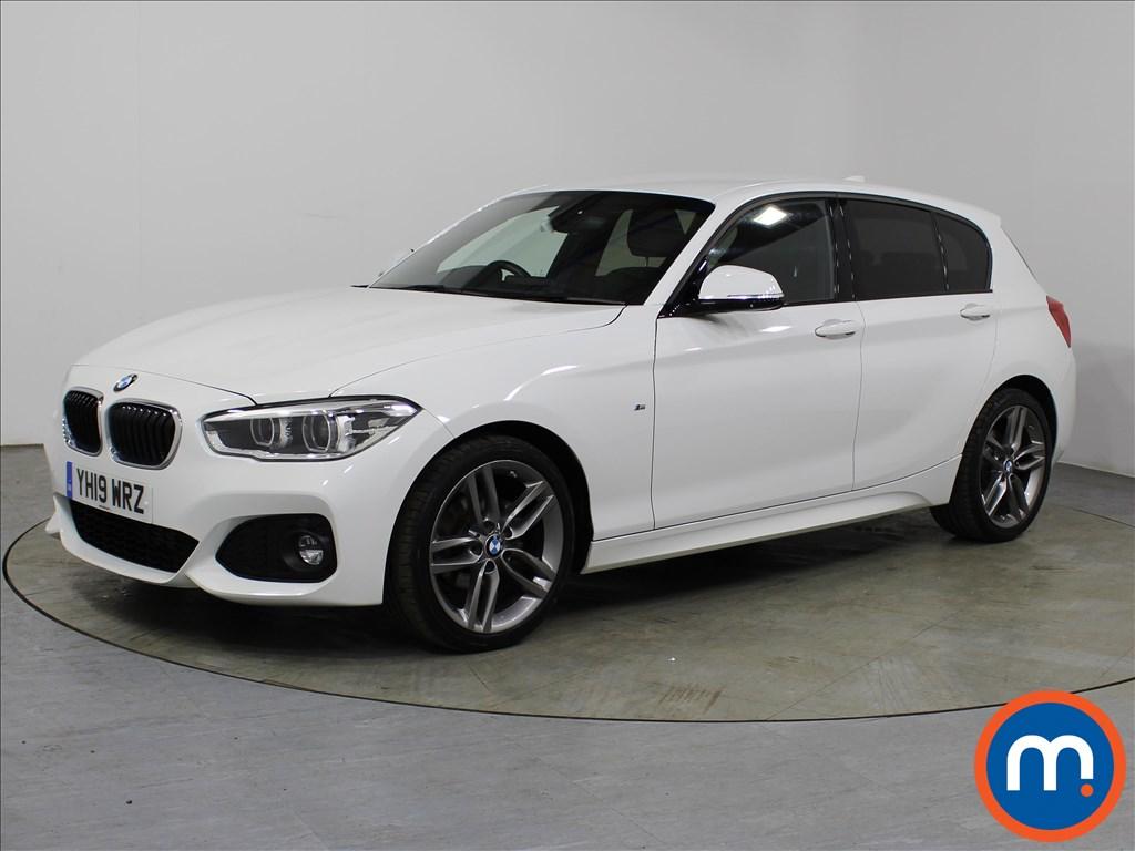 BMW 1 Series M Sport - Stock Number 1109719 Passenger side front corner