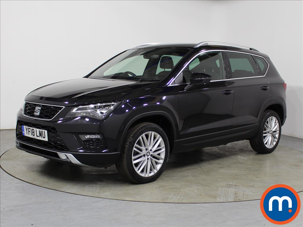 Seat Ateca Xcellence - Stock Number 1107925 Passenger side front corner