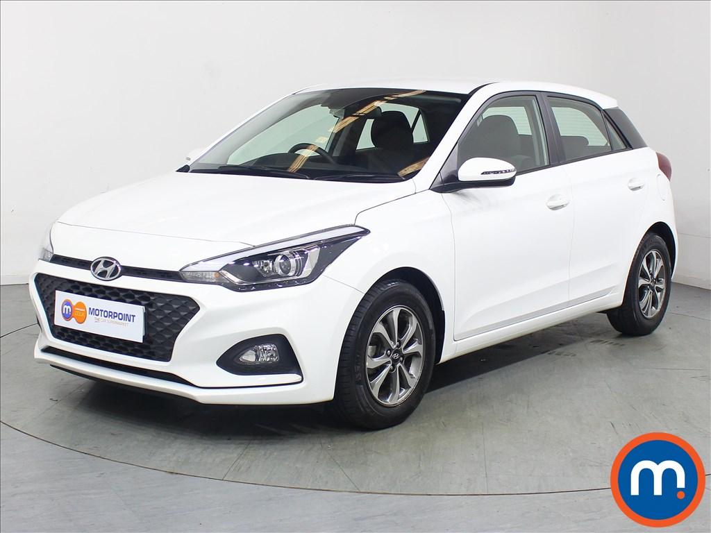 Hyundai I20 SE - Stock Number 1102983 Passenger side front corner