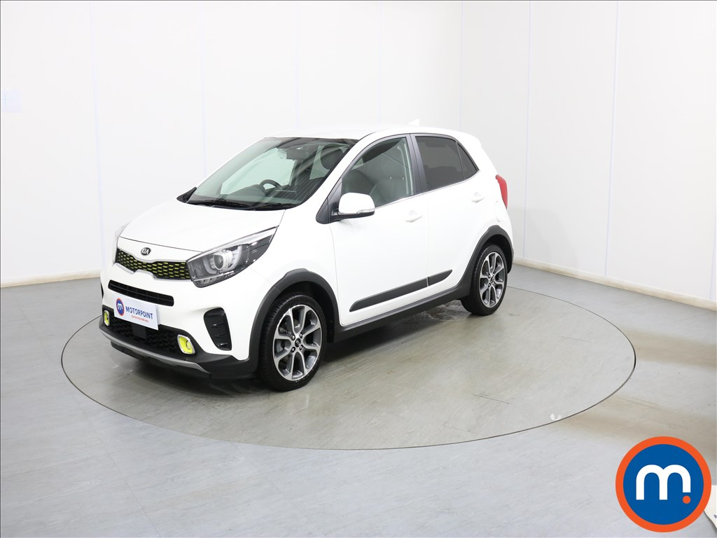 KIA Picanto X-Line - Stock Number 1110039 Passenger side front corner
