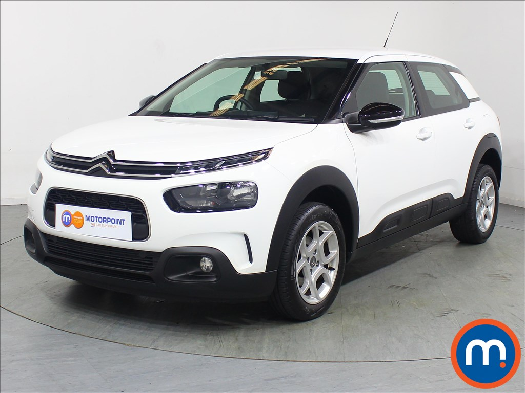 Citroen C4 Cactus Feel - Stock Number 1110992 Passenger side front corner