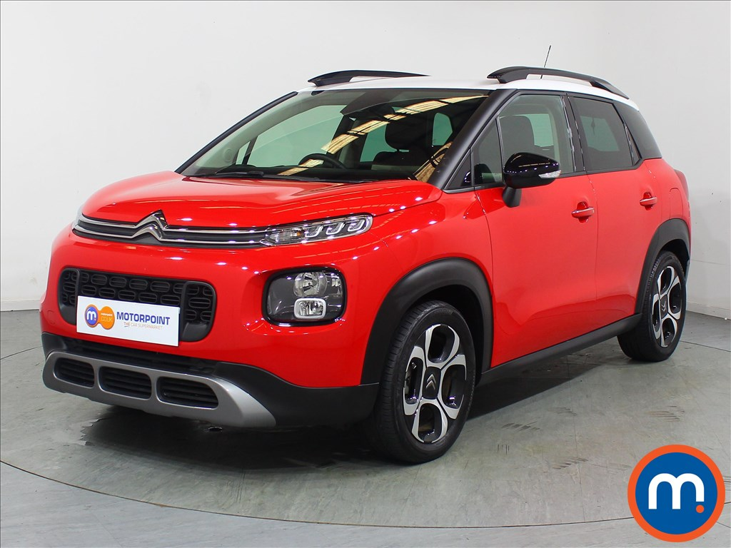Citroen C3 Aircross Flair - Stock Number 1109757 Passenger side front corner