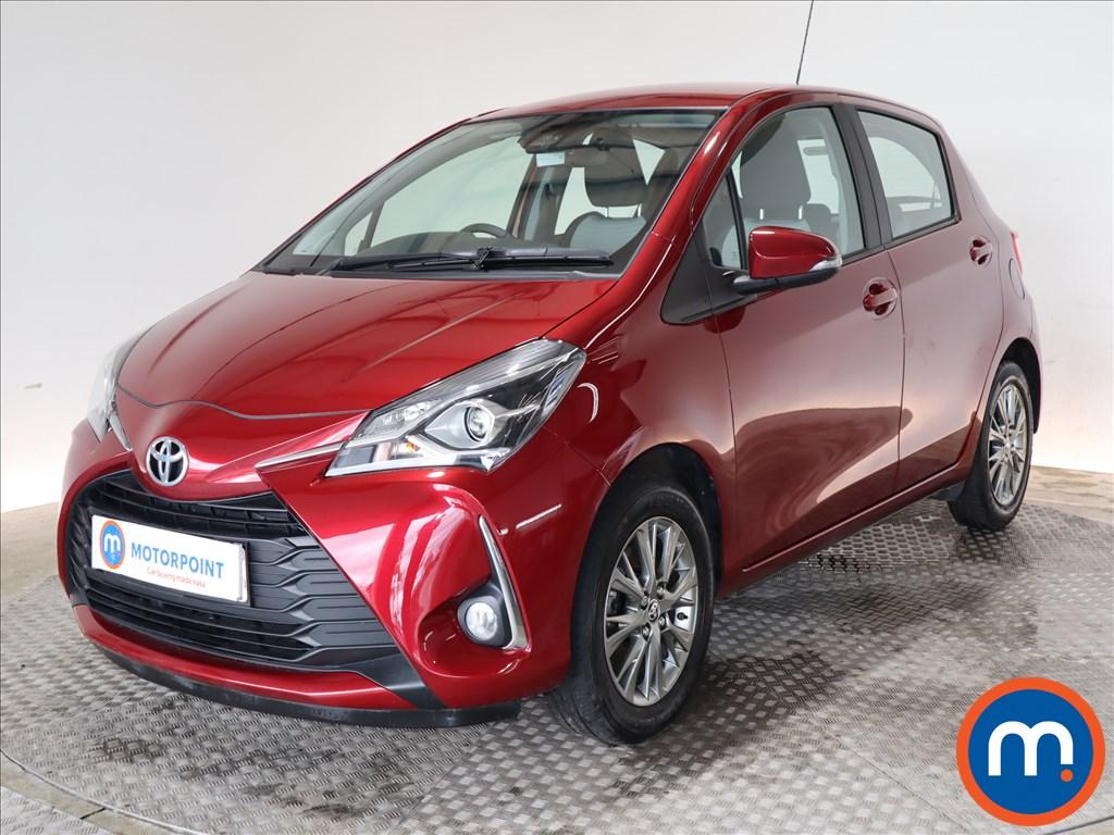 Toyota Yaris Icon - Stock Number 1110262 Passenger side front corner
