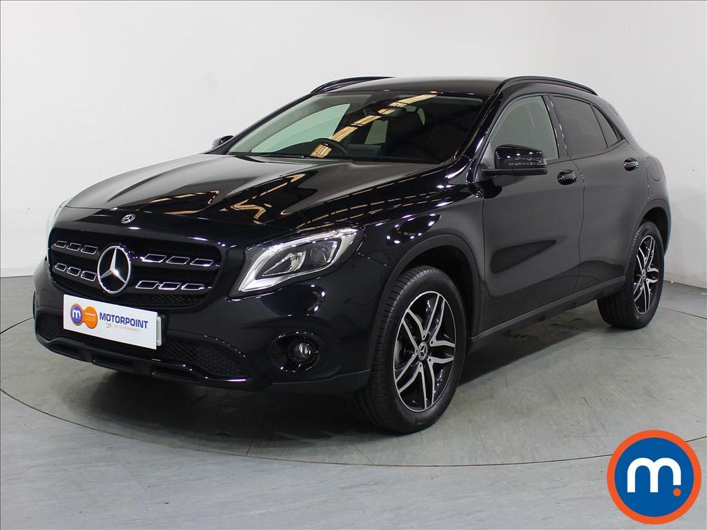 Mercedes-Benz Gla Class Urban Edition - Stock Number 1106692 Passenger side front corner