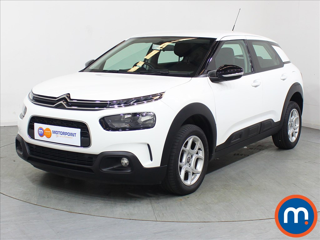 Citroen C4 Cactus Feel - Stock Number 1111003 Passenger side front corner