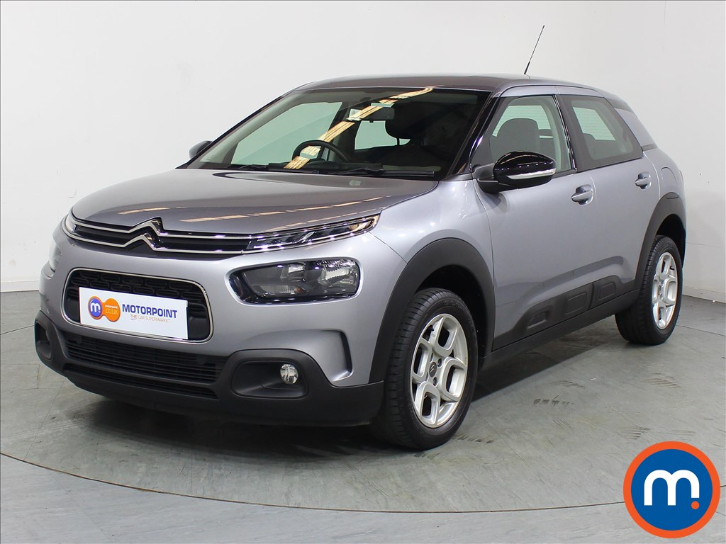 Citroen C4 Cactus Feel - Stock Number 1111001 Passenger side front corner