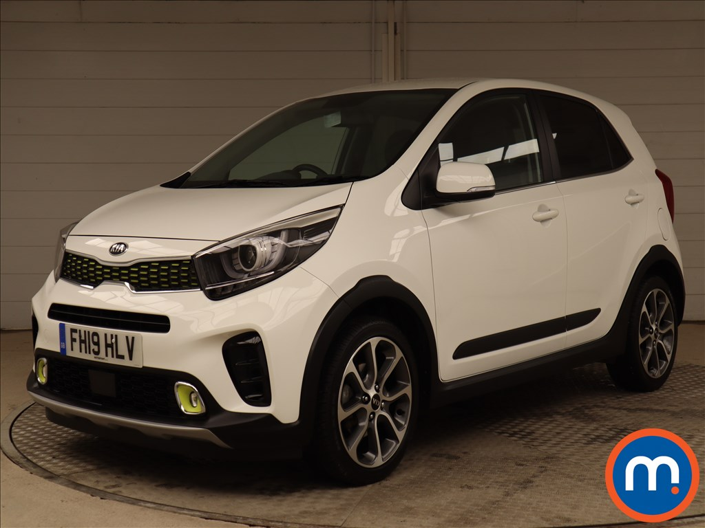 KIA Picanto X-Line - Stock Number 1110040 Passenger side front corner