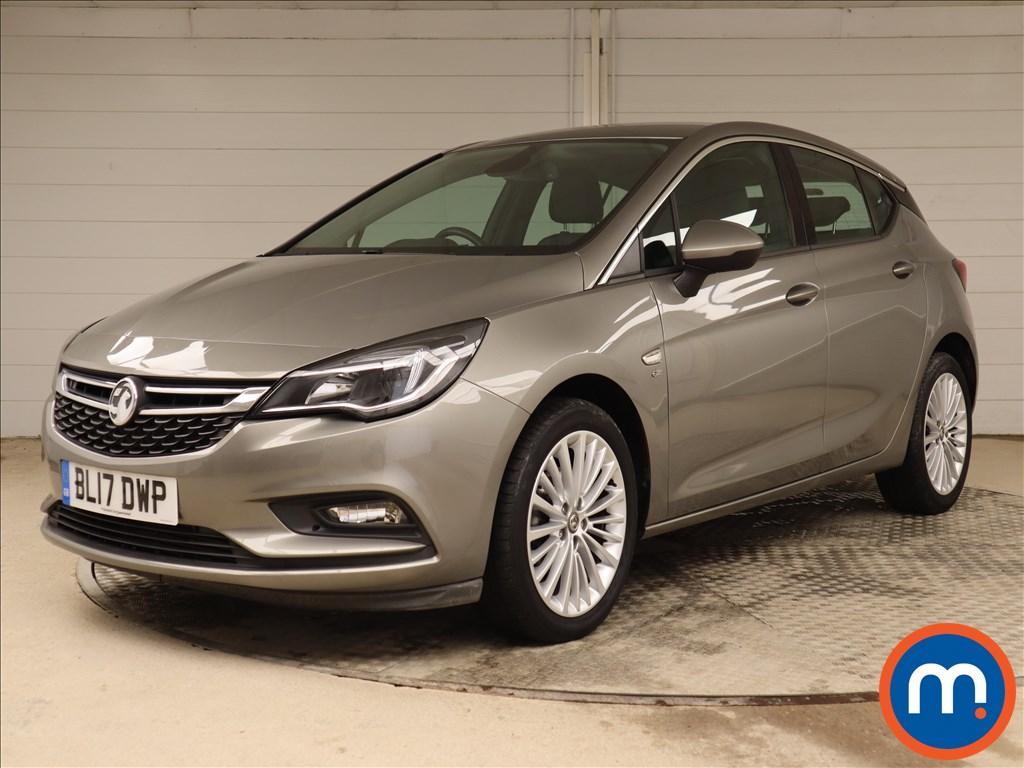 Vauxhall Astra Elite Nav - Stock Number 1109494 Passenger side front corner
