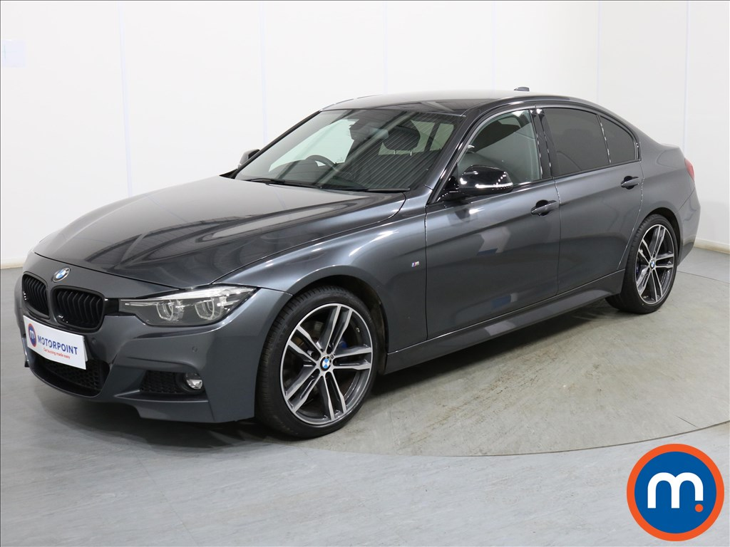 BMW 3 Series M Sport Shadow Edition - Stock Number 1107909 Passenger side front corner