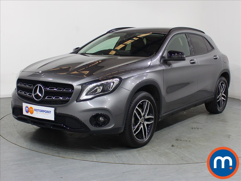 Mercedes-Benz Gla Class Urban Edition - Stock Number 1106754 Passenger side front corner