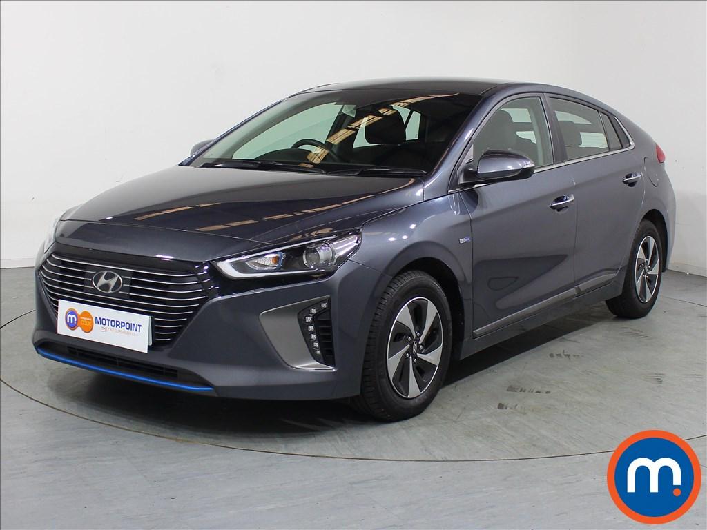 Hyundai Ioniq Premium - Stock Number 1080354 Passenger side front corner