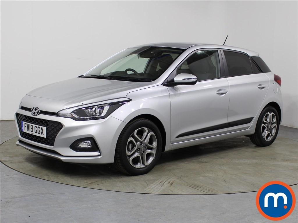 Hyundai I20 Premium Nav - Stock Number 1108074 Passenger side front corner