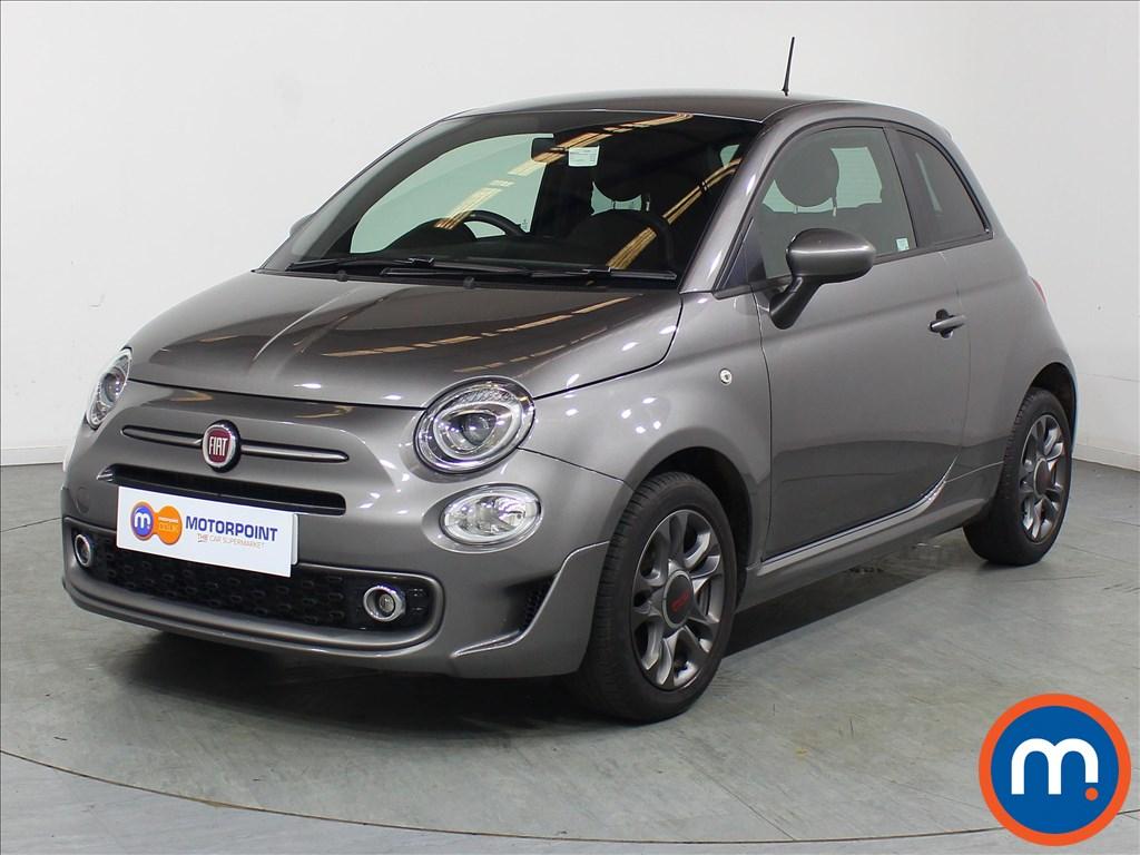 Fiat 500 S - Stock Number 1105785 Passenger side front corner