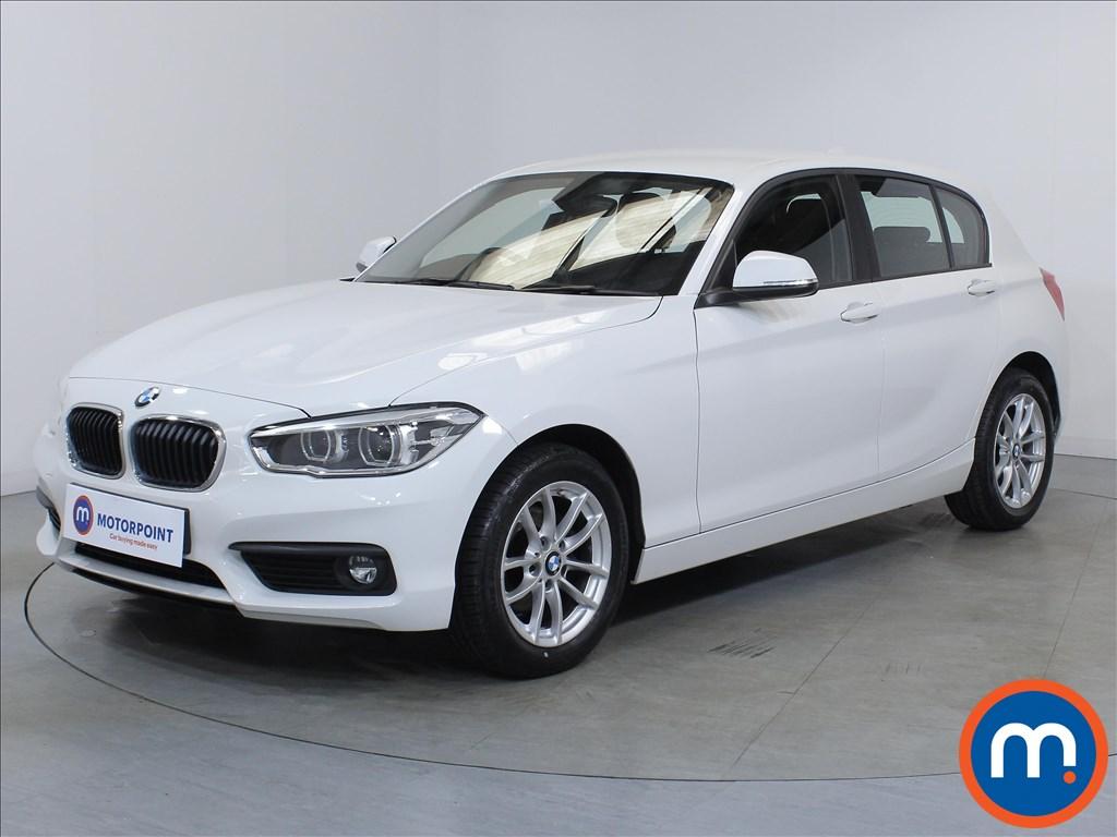BMW 1 Series SE Business - Stock Number 1104859 Passenger side front corner