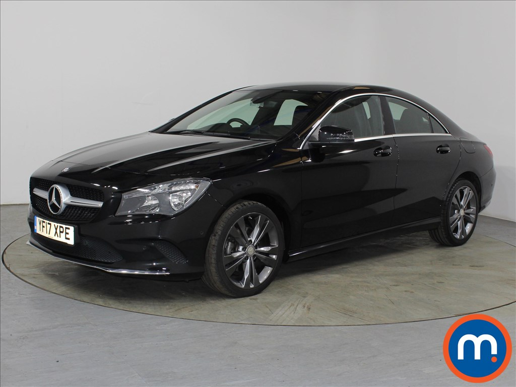 Mercedes-Benz Cla Class Sport - Stock Number 1108673 Passenger side front corner