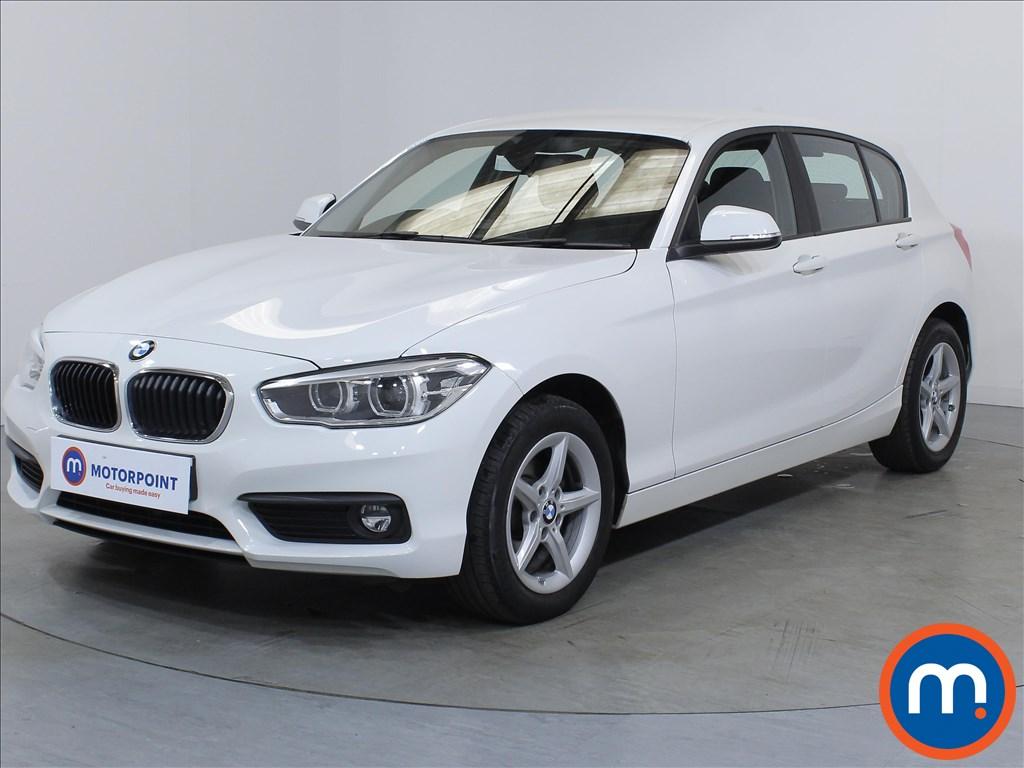 BMW 1 Series SE Business - Stock Number 1104933 Passenger side front corner