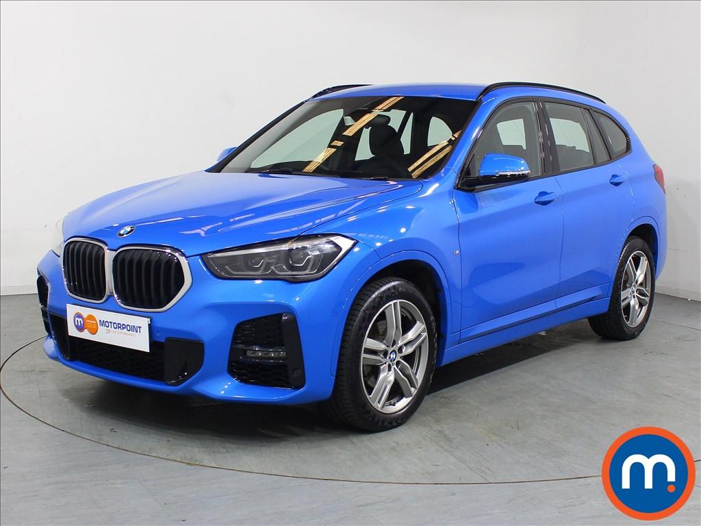 BMW X1 M Sport - Stock Number 1108017 Passenger side front corner