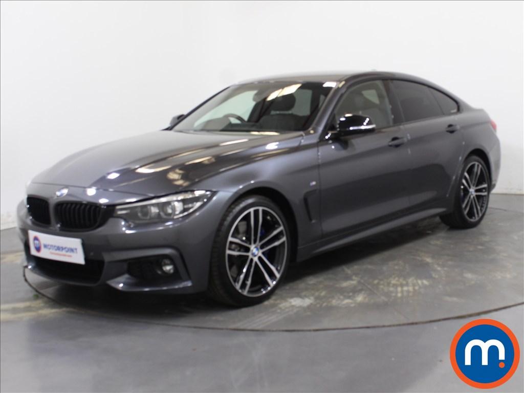 BMW 4 Series M Sport - Stock Number 1106007 Passenger side front corner