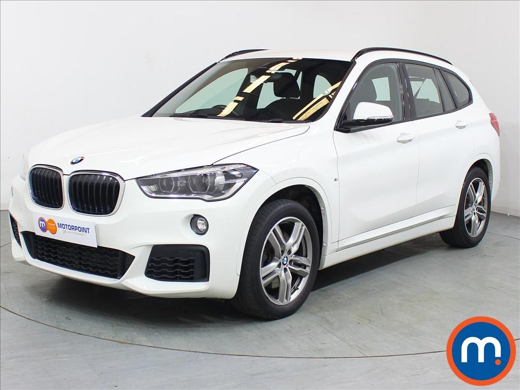 BMW X1 M Sport - Stock Number 1111267 Passenger side front corner