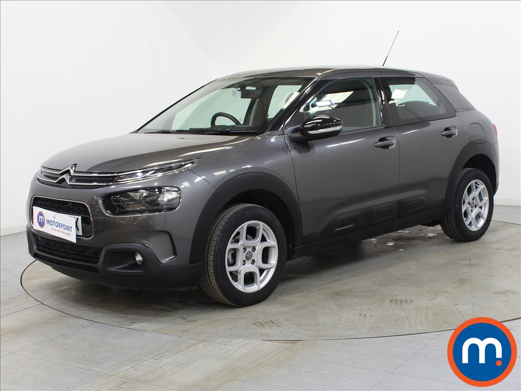 Citroen C4 Cactus Feel - Stock Number 1110925 Passenger side front corner