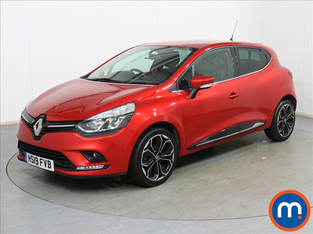 Renault Clio Iconic - Stock Number 1110608 Passenger side front corner