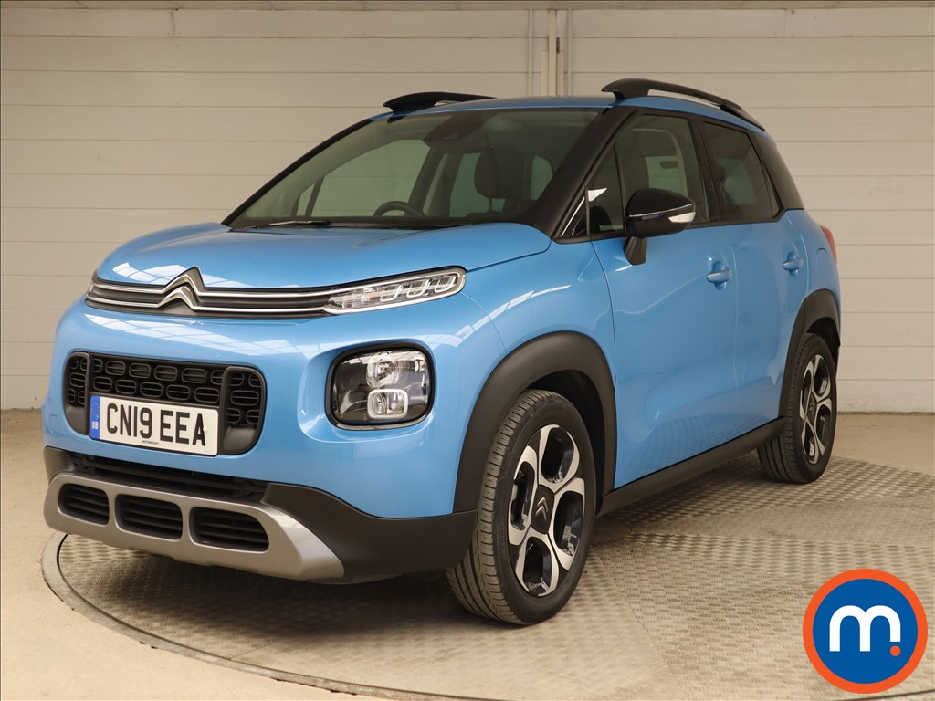 Citroen C3 Aircross Flair - Stock Number 1105669 Passenger side front corner