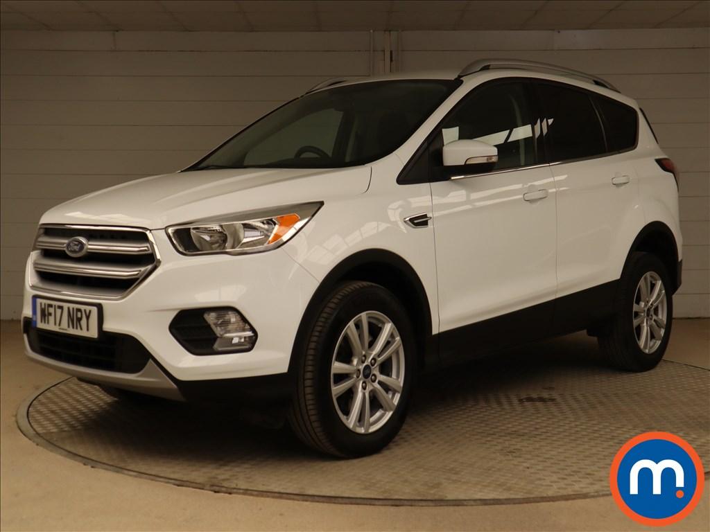 Ford Kuga Zetec - Stock Number 1108672 Passenger side front corner