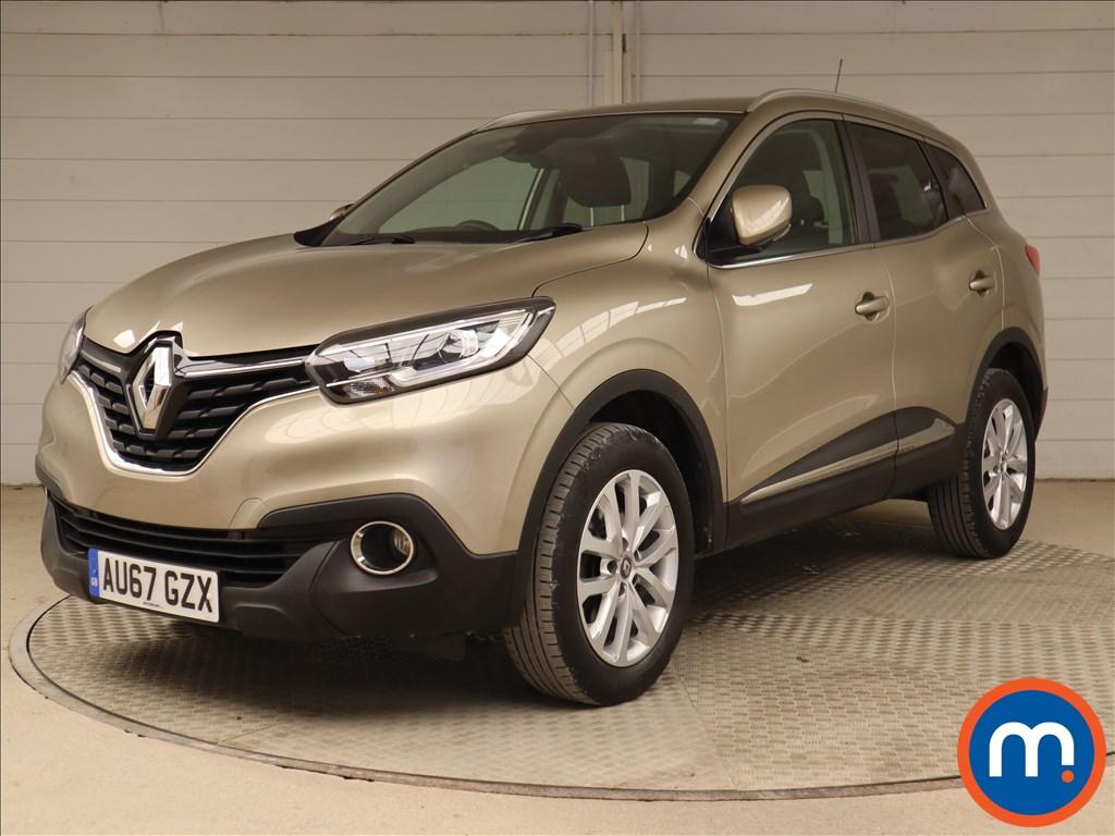 Renault Kadjar Dynamique Nav - Stock Number 1107976 Passenger side front corner