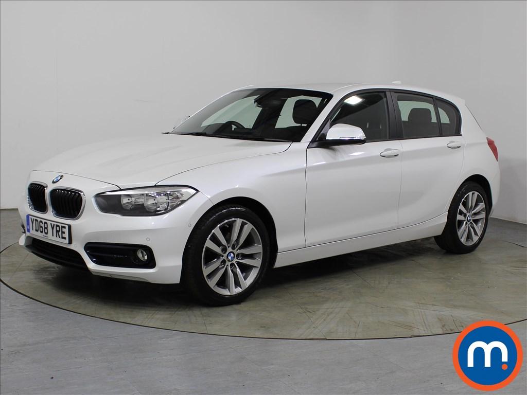 BMW 1 Series Sport - Stock Number 1107822 Passenger side front corner