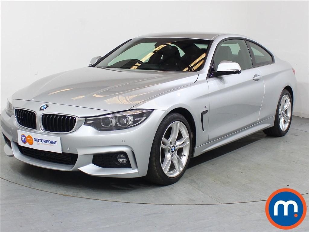 BMW 4 Series M Sport - Stock Number 1109695 Passenger side front corner