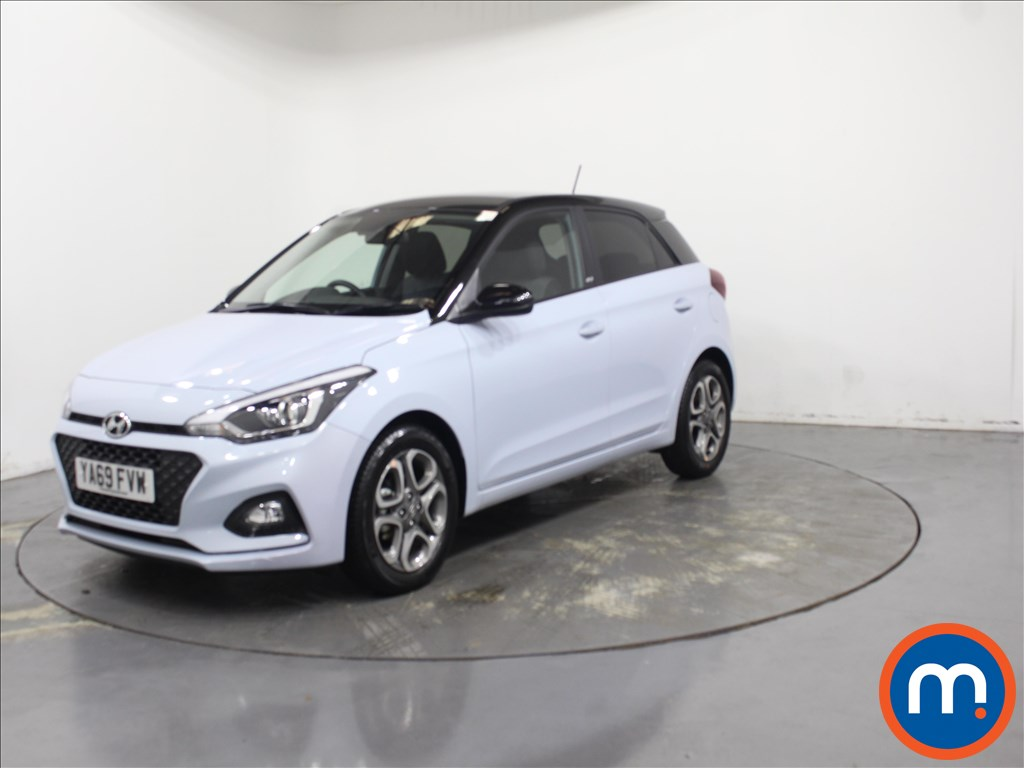 Hyundai I20 Play - Stock Number 1105502 Passenger side front corner